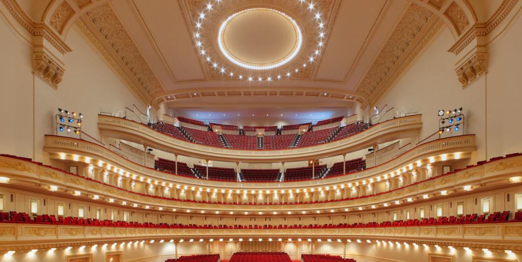 Trotta Carnegie Hall