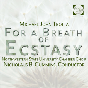 For A Breath of Ecstasy (CD)