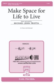 Make Space for Life SA Trotta