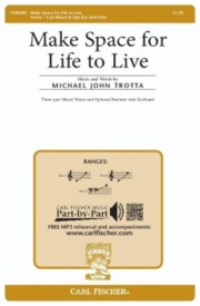 Make Space for Life Trotta 3pt
