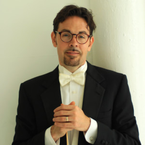 Michael John Trotta, composer, conductor - Formal Headshot