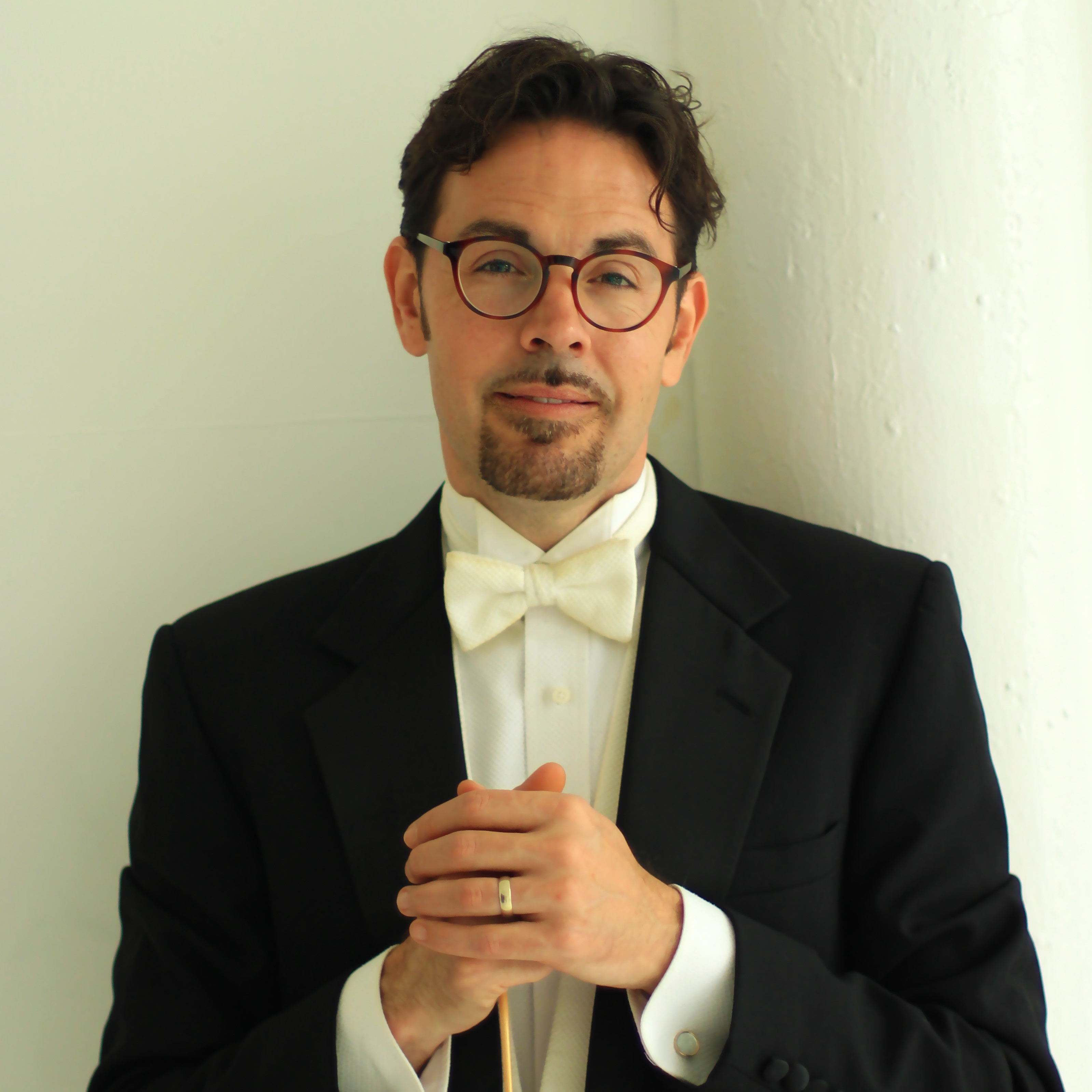 Michael John Trotta, composer, conductor - Formal Headshot