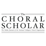 Choral Scholar Review - By Robert Rawlins of Seven Last Words