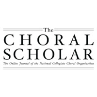 Choral Scholar - Seven Last Words Michael John Trotta