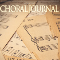 Choral Journal Michael John Trotta