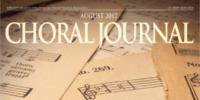 Choral Journal Michael John Trotta