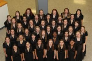 Montgomery High School Chorale Women's Choir