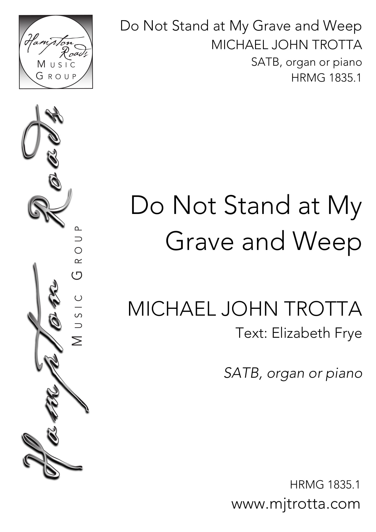 Do Not Stand at My Grave and Weep-2-01