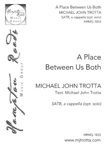 A Place Between Us Both - Score-1