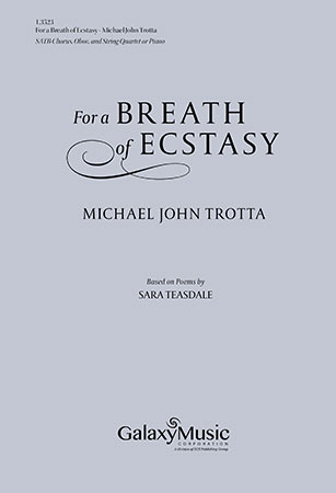 Breath of Ecstasy - Michael John Trotta