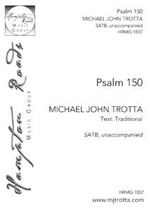 Psalm 150 Michael John Trotta