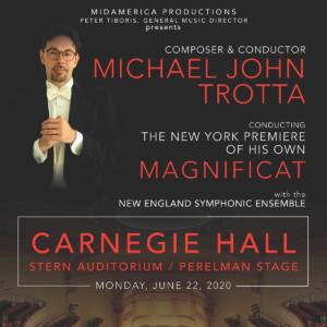 Carnegie Magnificat Michael John Trotta