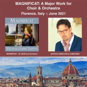 Italy Magnificat Michael John Trotta
