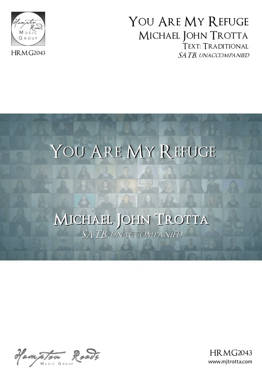 You Are My Refuge - Michael John Trotta